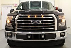 Starkey Products 2015-2017 Ford F-150 Raptor Style LED Amber Grille Lights Kit