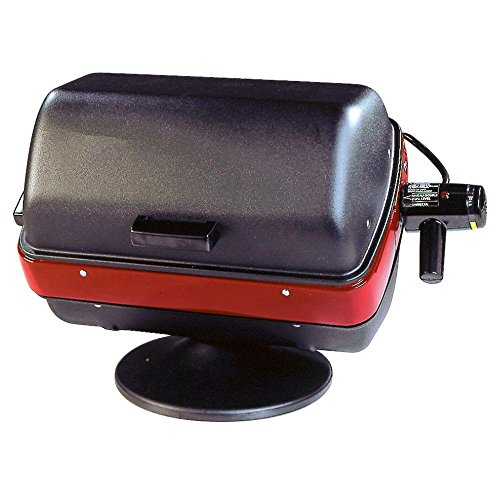 Easy Street Electric Tabletop Grill with 3-position element