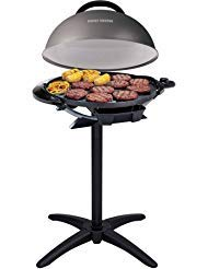 George Foreman 240″ Indoor/Outdoor Grill, 15-Servings, Removable