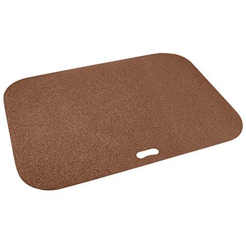 Diversitech Original Grill Mat – BBQ Floor Mat – Put Under Gas Grill, Fryer, Fire Pi ...