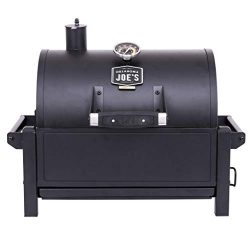 Oklahoma Joe's 19402088 Rambler Portable Charcoal Grill, Black