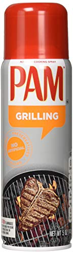 Pam Grilling No-Stick Cooking Spray – 5 oz – 2 pk