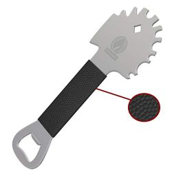 Cave Tools Grill Scraper Tool – Bristle Free Safe BBQ Cleaner Fits Any Grilling Grate or G ...
