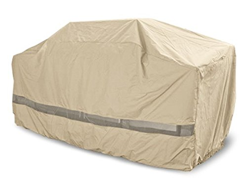 Covermates – Island Grill Cover – 98W x 40D x 46H – Elite Collection – 3 YR Warranty – Year Arou ...