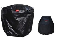 BroilPro Accessories The Big Easy Turkey Fryer Cover – Included Black Tank Cover