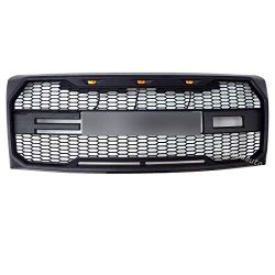 2009-2014 Grille Replacement for F-150 Grill with F – O – R – D LETTERS and LE ...