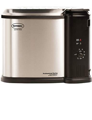 Masterbuilt MB23012418 Butterball XL Electric Fryer, Gray
