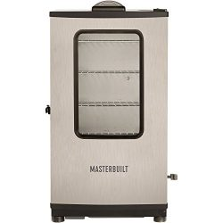 Masterbuilt MB20072618 1200W 40″ Digital Electric Smoker