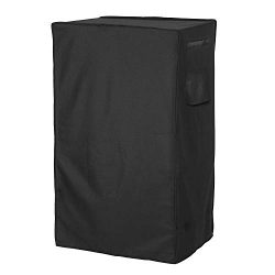 Heavy Duty Waterproof Electric Smoker Cover, Resists UV and Fade, 30 Inches Square BBQ Cover wit ...