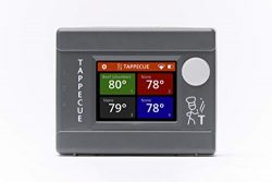 Tappecue WiFi Meat Thermometer for Grilling and Smokers, WiFi BBQ Thermometer – Smart Touc ...