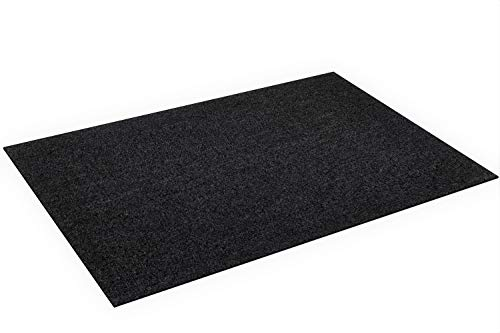 BBQ Grill Splatter Mat for Gas Electric Oven & Smokers – Absorbent Grill Pad Washable  ...