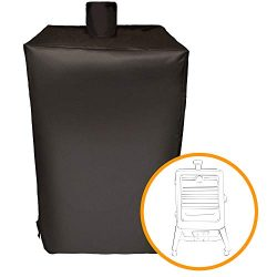 i COVER Smoker Cover- Sized for Pit Boss Grills 77550 5.5 and 5-Series Vertical Pellet Smokers,W ...