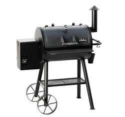 BIG HORN OUTDOORS Pellet Grill Wood BBQ Grill & Smoker, Auto Temperature Control, 700 sq inc ...