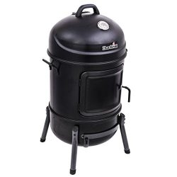 Char-Broil Bullet Charcoal Smoker, 20″