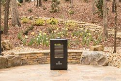 Masterbuilt MB20071619 Mes 140s Digital Electric Smoker, Black