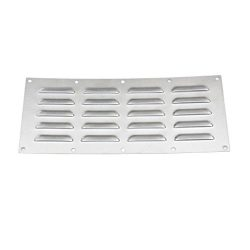 Stanbroil Stainless Steel Venting Panel for Grill Accessory, 15″ by 6-1/2″