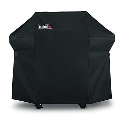 Weber Grill Cover 7106 Cover for Spirit 200 and 300 Series Gas Grill (52L x 26W x 43H inch)