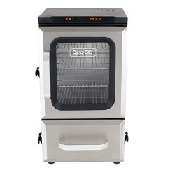 Dyna-Glo DGU732SDE-D 30″ Digital Bluetooth Electric Smoker, Silver