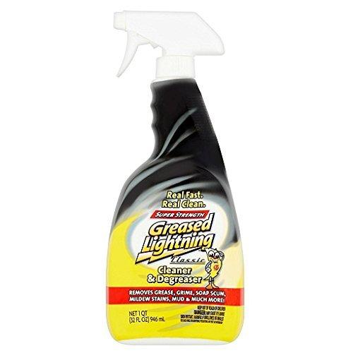 Greased Lightning Super Strength Multi-Purpose Cleaner & Degreaser, 32 fl oz (1)