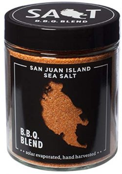 BBQ Seasoning by San Juan Island Sea Salt