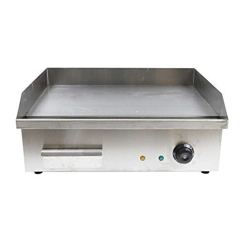Teppanyaki Frying Machine, Electric Countertop Griddle Cooktop Versatility Bbq Teppanyaki Scoop  ...