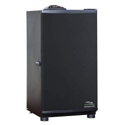 Masterbuilt 20071218 Adventure Series Outdoor Electric Freestanding BBQ Smoker with 711 Inches o ...
