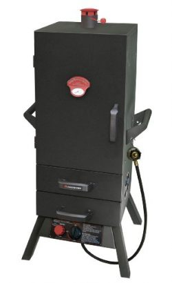 Landmann 3495GLA Smoky Mountain 34-Inch Vertical Gas Smoker