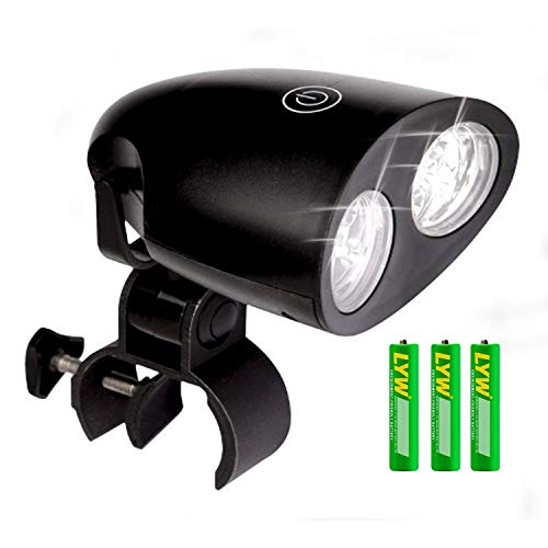KOSIN Barbecue Grill Light with 10 Super Bright LED Lights – 360°Rotation for BBQ –  ...