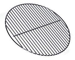 14 Inch, 304 Stainless Steel, Charcoal Grill Cooking Replacement Grate – Upgrade for use w ...