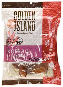 Golden Island YhrGCD Korean BBQ Pork, 14.5 oz (4 pack)