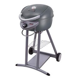 Char-Broil 20602108 Patio Bistro TRU-Infrared Electric Grill, Graphite