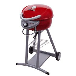 Char-Broil 20602109 Patio Bistro TRU-Infrared Electric Grill, Red