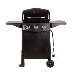 Dyna-Glo DGC310CNP-D 3-Burner Open Cart Propane Gas Grill In Black