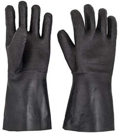 G & F Products 8119-13Inch Cooking Gloves FDA Food Safe No BPA Insulated Waterproof, Oil Pro ...